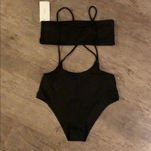 NWT 2-piece swimsuit